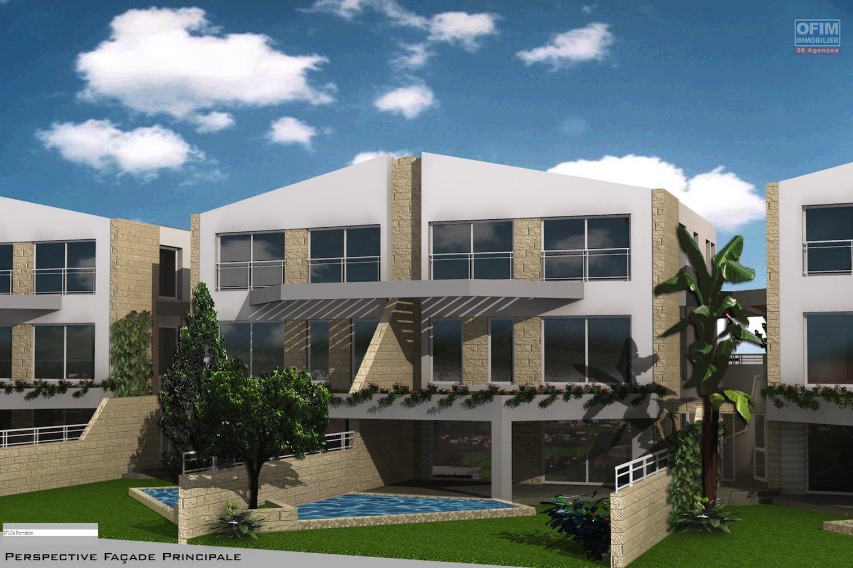 Vente appartement antananarivo tananarive a vendre triplex de haut standing dans une - Residence de haut standing ...
