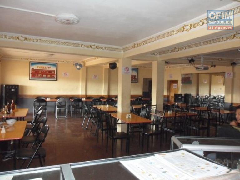 Fond De Commerce Hotel Restaurant A Vendre