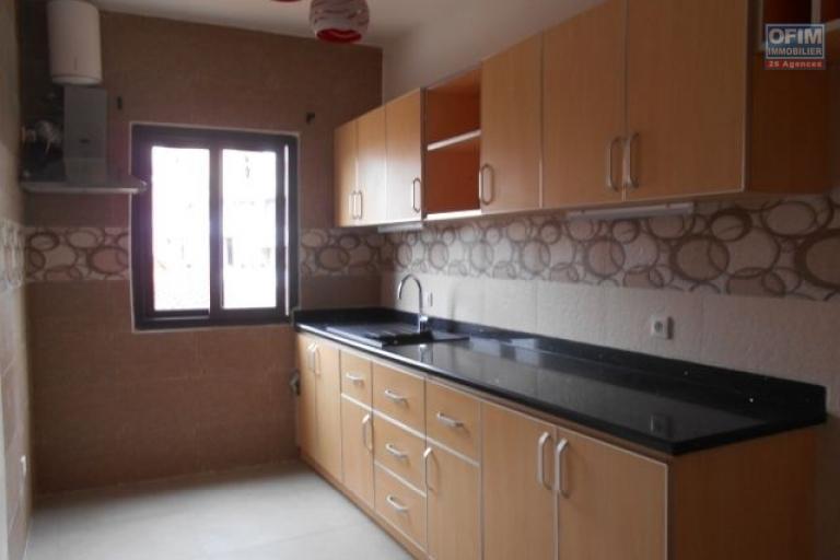 A louer 3 appartements T3 et T2 neufs avec une très belle vue à Anjohy Antananarivo