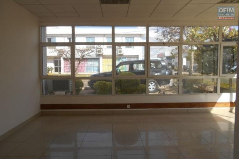Ofim met en location un local professionnel de 175m2 à Ankorondrano Antananarivo