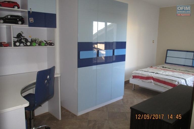 OFIM met en location un beau studio meublé de 40m2 à Ambatomaro