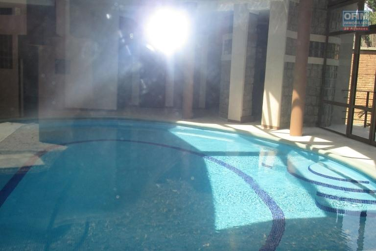OFIM met en location des appartements T3 neufs de standing  avec piscine sur Ivandry