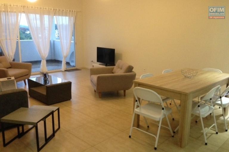OFIM propose en location un appartement T4 meublé équipé avec piscine à ivandry