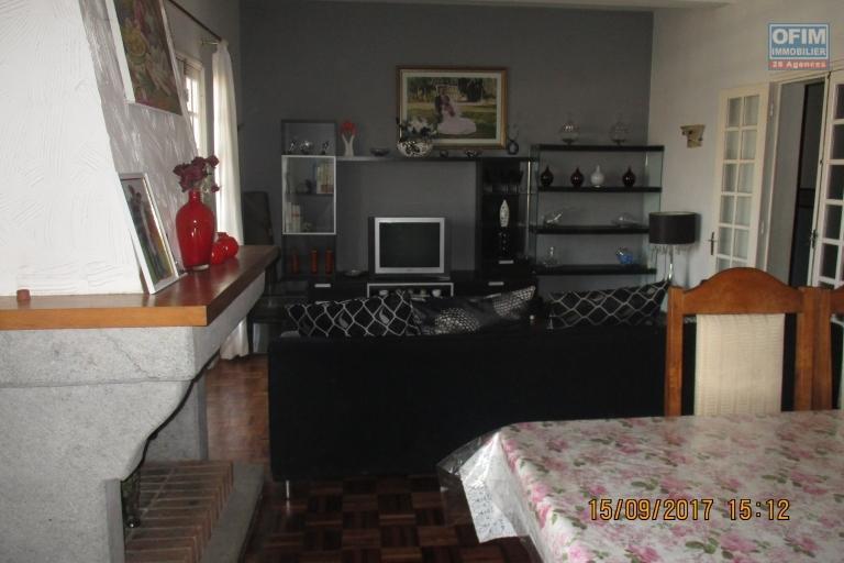 OFIM met à la location une villa F5 entièrement meublée à Ambatomaro