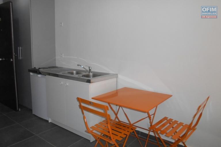 Un studio meublé dans un grand immeuble sécurisé à Ivandry Antananarivo