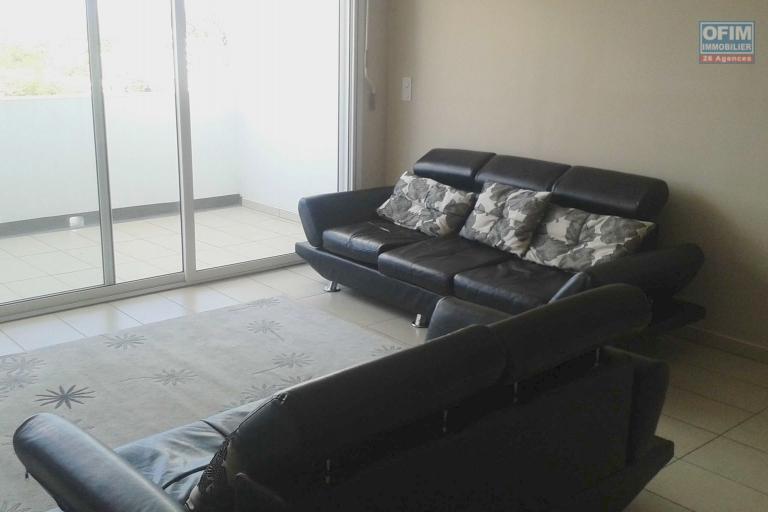 A louer un appartement T3 semi meublé à Ivandry Antananarivo
