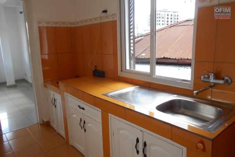 A louer un appartement T2 bord de route à Behoririka Antananarivo