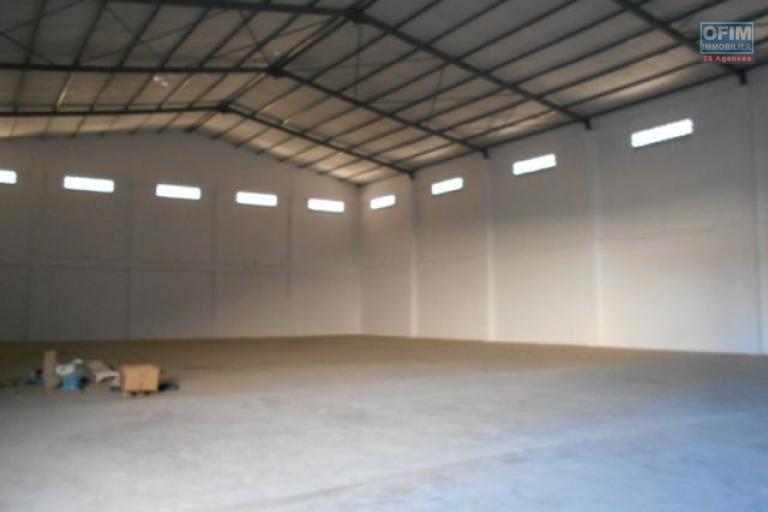 A louer un entrepôt de 800m2 sur By pass Antananarivo