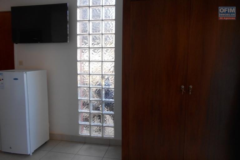 A louer un studio entièrement meublé et équipé dans une résidence à Fort Voyron Antananarivo