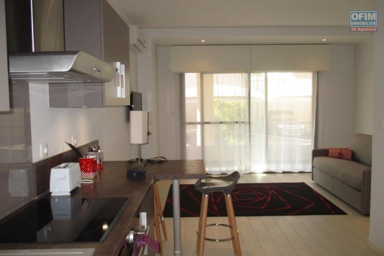 OFIM offre en location un studio neuf meublé à Ivandry