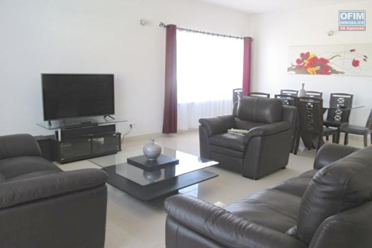 A louer un appartement T3 meublé et équipé à Ambatobe Antananarivo