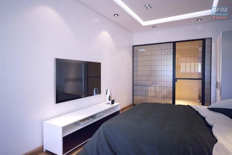 Appartement neuf T3 dans le beau quartier de la Haute ville avec une belle vue