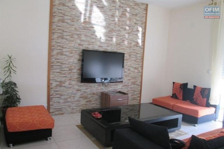 A louer un appartement T3 meublé et équipé à Tsimbazaza Antananarivo