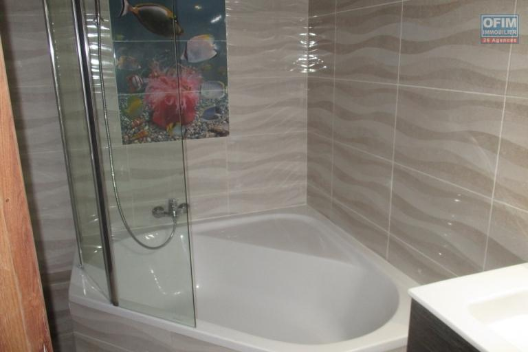 OFIM propose en location un bel appartement T4 neuf dans un quartier résidentiel à Ivandry
