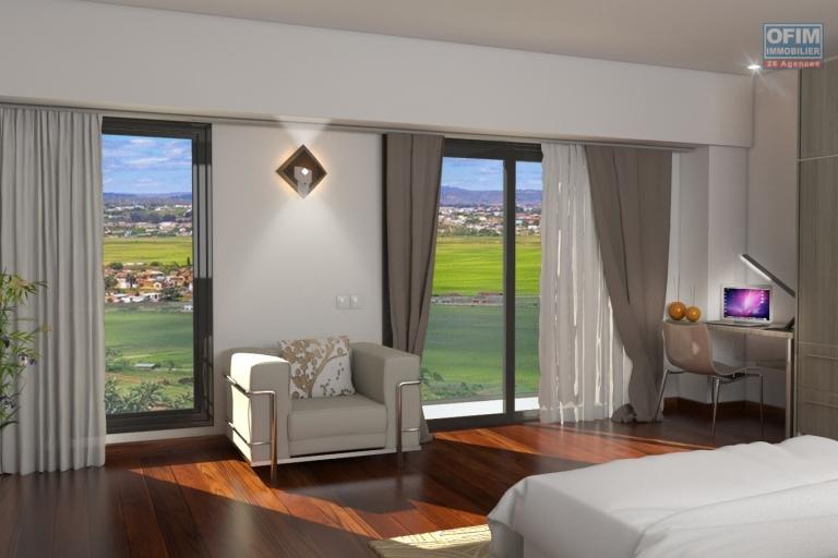 A vendre appartement neuf T4 spacieux avec une résidence sécurisé  sur la Haute ville