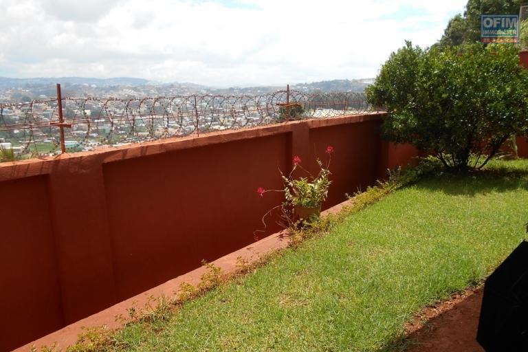 A louer une villa neuve de type F4 à Fort Duchesne Antananarivo