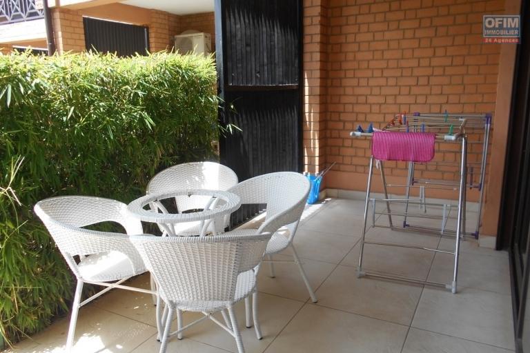 A louer un appartement T3 à Ambodivona Antananarivo