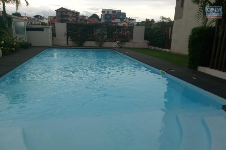 Appartement T2 meublé avec piscine Analamahitsy