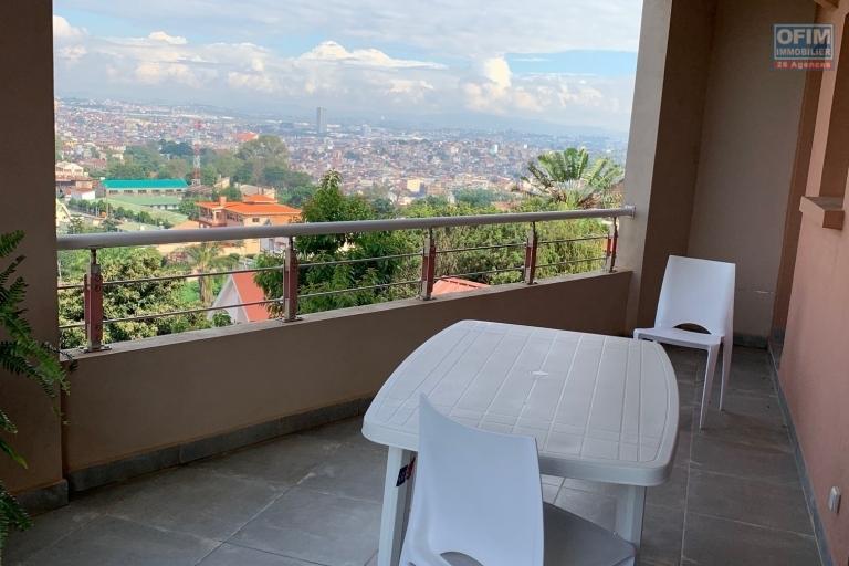 OFIM met en location un appartement T3 neuf meublé et équipé de standing avec belle vue près Mausolée Panorama