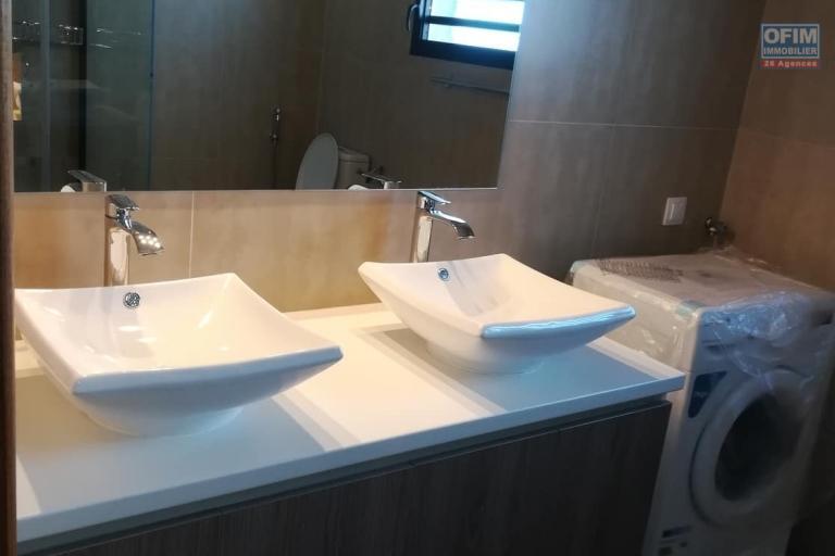 OFIM vous donne une occasion d'avoir deux appartements T4 neufs et moderne au choix dans dans un quartier bien situé, calme et sécurisé d'Ambatobe. - SDE Commune