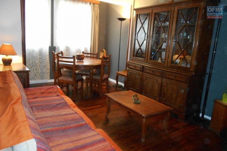 Un appartement T3 entièrement meublé et équipé à Ampefiloha