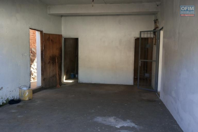 Une villa F7 à étage à Ambatoroka