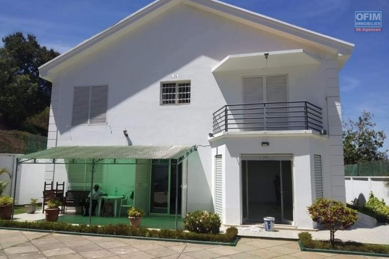 Une villa F6 à Nanisana