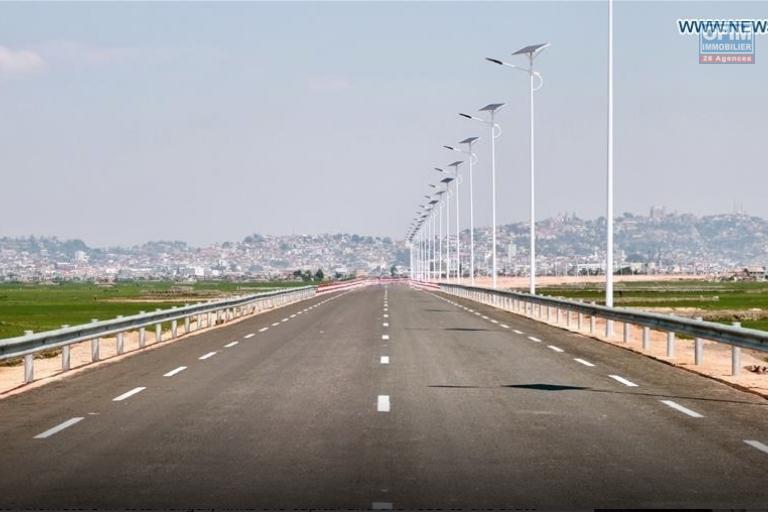 A vendre bel emplacement boulevard de l'Europe  3000 m2
