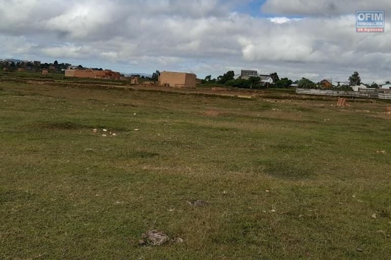 Terrain de 3200 m2 sur le By Pass -Antananarivo