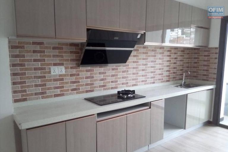 A louer un appartement neuf T4 dans un immeuble de standing dans un quartier calme à Antsakaviro