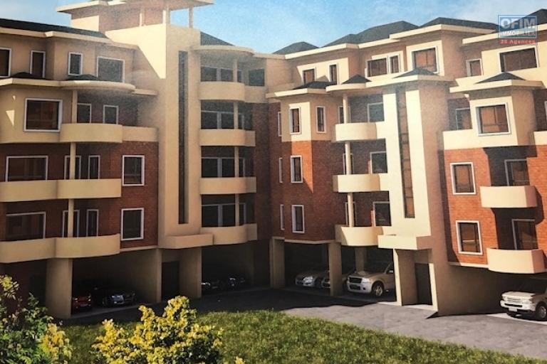 A vendre bel appartement T4 neuf avec une très belle vue à Tsiadana proche du centre ville