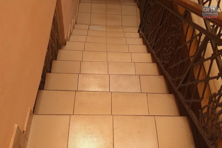 OFIM propose en location un appartement T3 de 125m2 à Anosivavaka en moins de 5min d'Andraharo