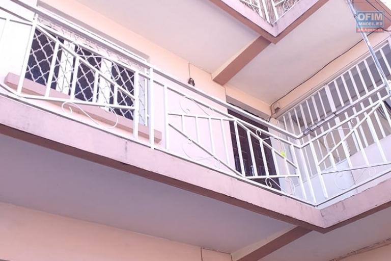 OFIM met en location un appartement T4 à Ankazomanga à 10min du centre ville au 1er et 2em étage