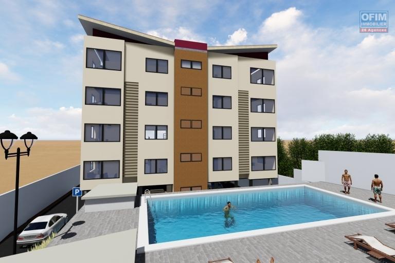 appartement T4 neuf - 143m2 - Talatamaty