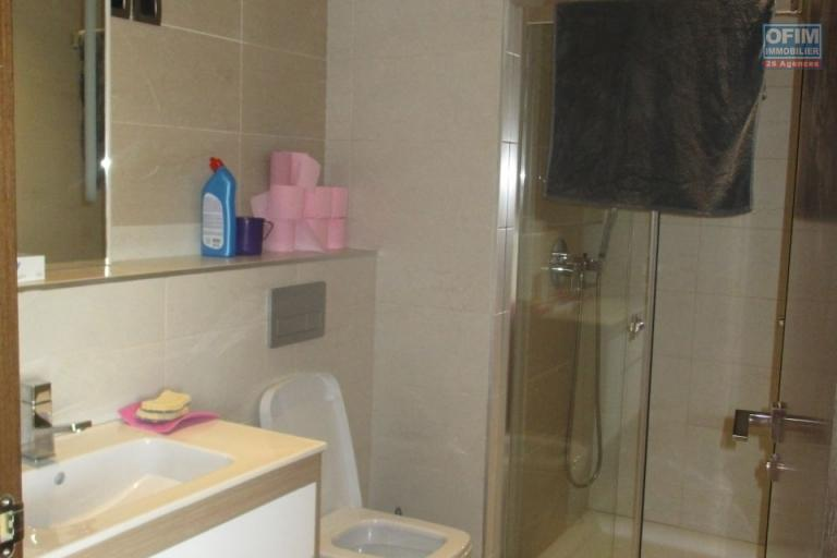Location appartement T2 meublé et équipé avec vue sur marais masay à Analamahitsy farango