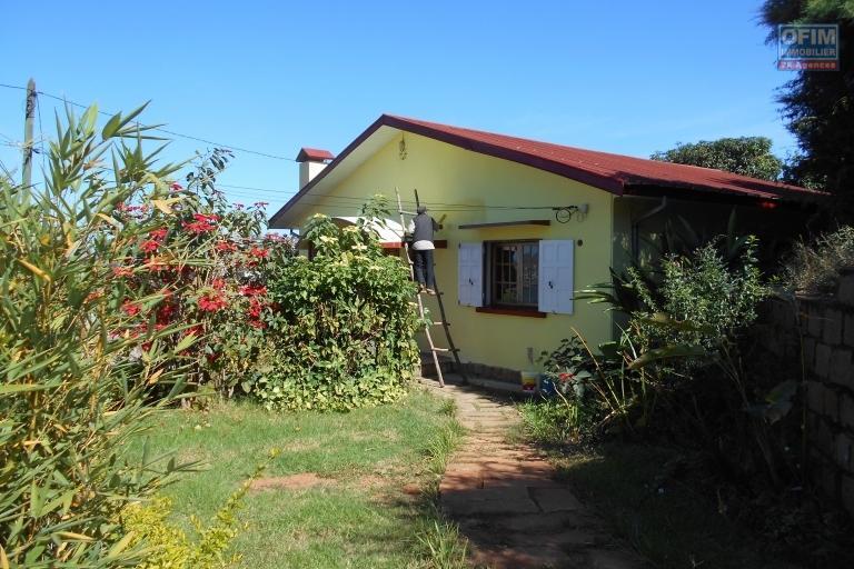 Une villa de type F4 avec vue à Ankatso