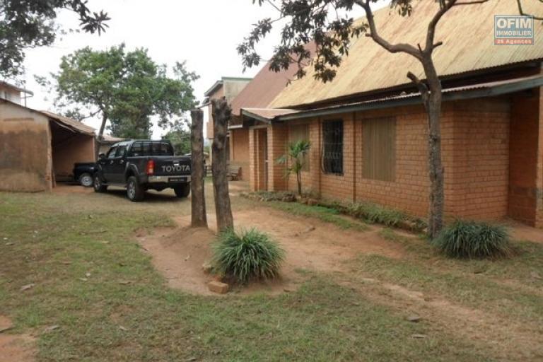 A vendre villa F6 à andohan mandroseza