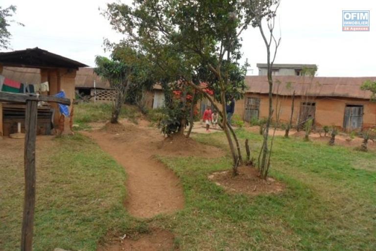 A vendre villa F6 à andohan mandroseza - jardin