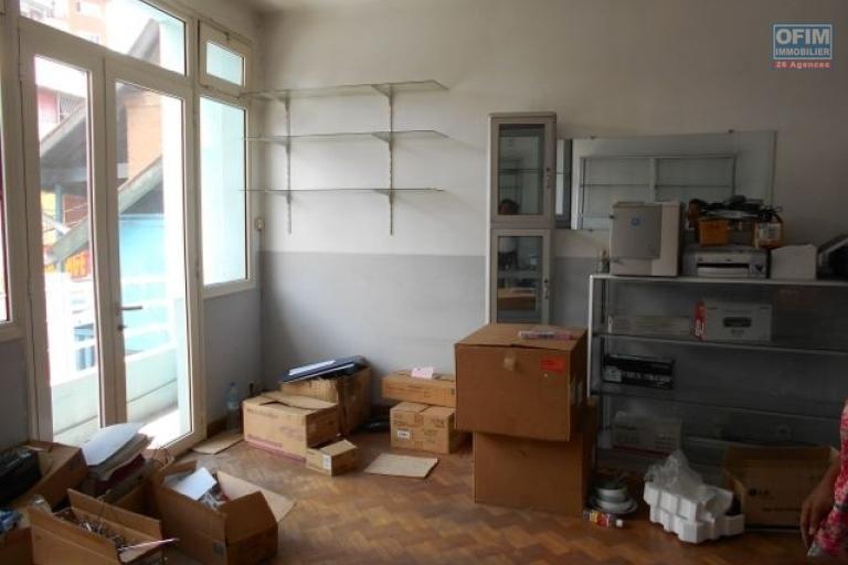 A louer un local de 90 m2 à Ambatonakanga