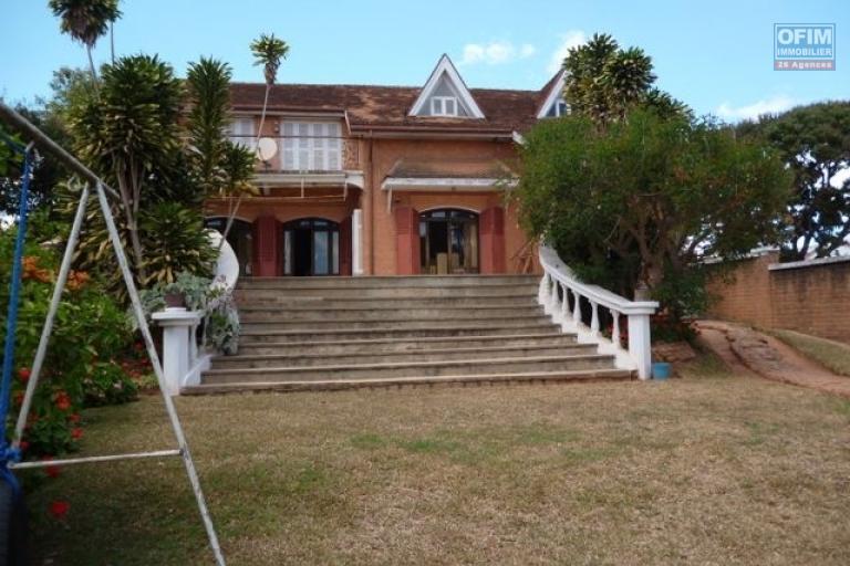 Madagascar recherche de biens immobiliers for Vente maison individuelle surface habitable