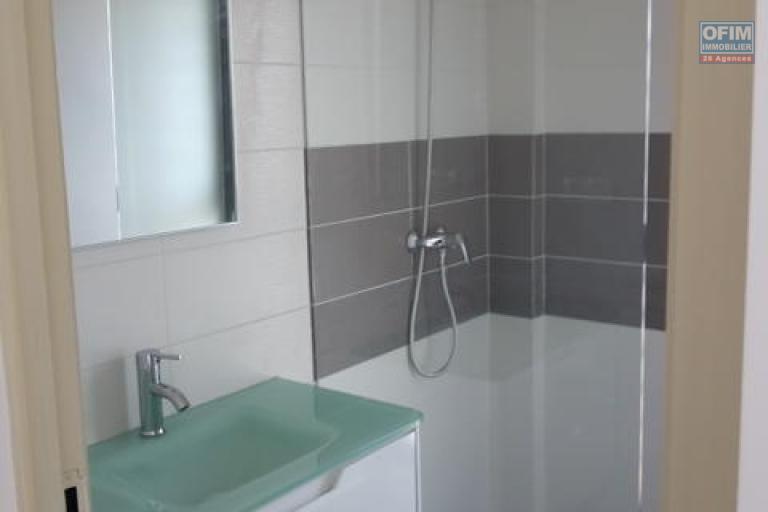 A vendre appartement T3 neuf à Ivandry - salle d'eau