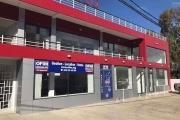 A louer un local commercial ou professionnel d'une surface de 45m2 dans un immeuble  au bord de route principale à Ambohibao