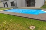 Location villa F4  de standing neuve avec piscine privée à Ankorondrano
