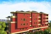 A vendre bel appartement T5 duplex neuf de 176m2 avec une très belle vue à Tsiadana proche du centre ville .