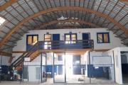 OFIM offre en location un entrepôt de 600m2 avec mezzanine  150m2 dans la zone Forello Tanjombato