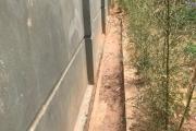 Terrain de 1 580 m2 , entièrement clôturé à Alarosa-Antananarivo