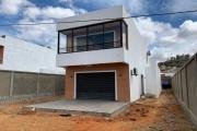 A vendre villa  F4 moderne et neuve  dans un lotissement au bord du lac Andranotapahana - extérieur