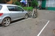 A vendre immeuble contenant appartements et locaux commerciaux à Ambohibao - parking