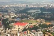 A louer villa F8 à usage mixte sur La Haute Ville avec une très belle vue Tananarive