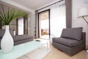A vendre magnifique avec une vue panoramique  appartement T4  proche du Lycée français de Tananarive - salon